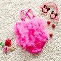 Девочка Лето Купальник One Piece Пляж Цветок Купальники Маленький Малыш Дети Милые Купальники 3 Цвета S2007