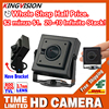 New Micro Cone 3 7mm Lens HD 1 4CMOS 1200TVL Small Color Analog Video CCTV Security