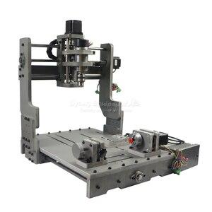 Image 1 - 4 Trục Cắt CNC Máy Mach3 Điều Khiển CNC Router Khắc 3040 PCB Máy