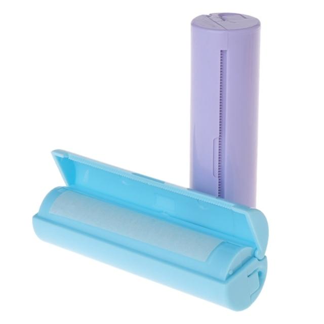 Pull Type Key Ring Hand Wash Paper Soap Antibacterial Antivirus Flakes Portable