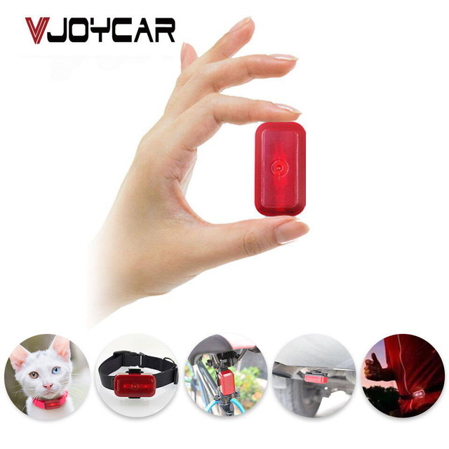 Mini GPS Tracker For Dogs Children - Bikes - Bags Waterproof Tracking Locator  - Standby 7 Days FREE Software APP Lifetime 1
