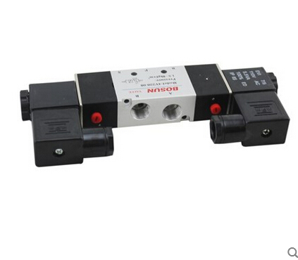 4V320-10 two five-way solenoid valve pneumatic control Voltage: 110V AC ,220V AC ,380V AC  ,12V DC ,24V DC .4V320-10 two five-way solenoid valve pneumatic control Voltage: 110V AC ,220V AC ,380V AC  ,12V DC ,24V DC .