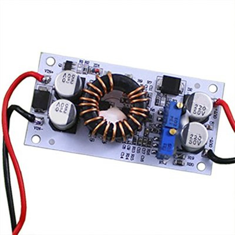 DC-DC boost converter Constant Current Mobile Power supply 10A 250W LED Driver dc power supply uni trend utp3704 i ii iii lines 0 32v dc power supply