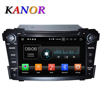 KANOR Android 8 0 Octa Core RAM 4g 2din Car DVD For Hyundai I40 2011 2012