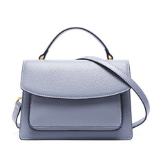 купить High Quality Luxury Genuine Leather Female Flap Bags Single Shoulder Bag for Women Cow Leather Crossbody Bag Lady Messenger Bag по цене 3707 рублей