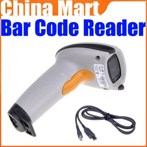 USB Handled Laser Scan Barcode Scanner Bar Code Reader