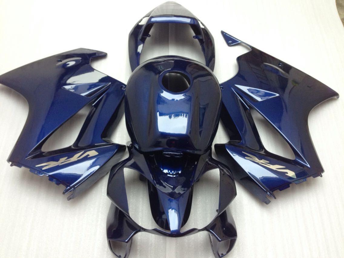 Rear Tail Seat Cover Fairing For Honda Interceptor 800 2002-2009 VFR800 Black