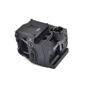 New DI Optical FC1 Red Dot Sight Reflex Sight Holographic Sight for 20mm Rail Tactical Hunting Four Color