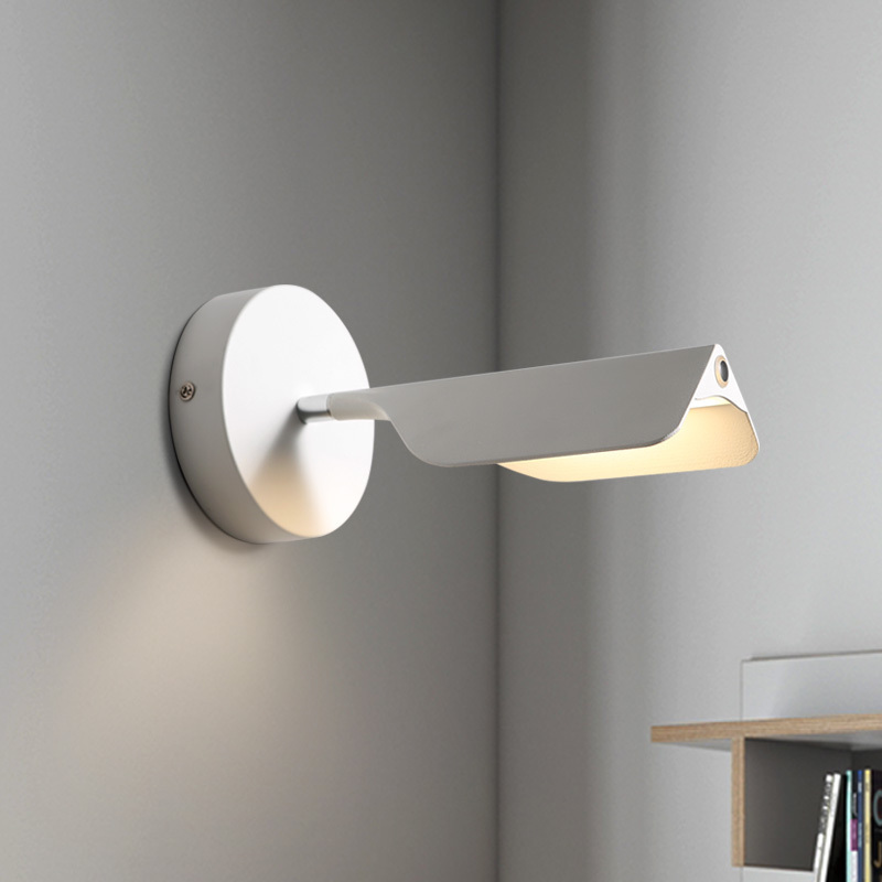 Modern Sconce Lighting Wall Mounted Bedside Reading Light Creative Wall lamp Living Room Foyer Home Lighting Rustic Wall Sconces