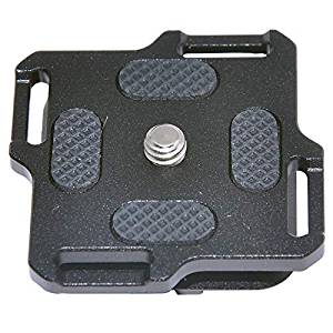 Quick Relase Plate Camera Mount for Fomito K0 K1 Camera ClipQuick Relase Plate Camera Mount for Fomito K0 K1 Camera Clip