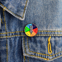 Funny Rude Humorous Pins Badges Hard enamel lapel pins Brooches Leather jacket Backpack Bags Accessories Jewelry