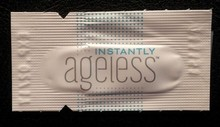 1Sachet Jeunesse Instantly Ageless Eye Cream Face Lift Cream Anti Aging Skin Care Products Free Shipping
