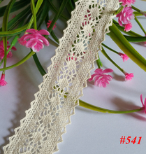 20 yard Lace Accessories Cotton Edge Theory Sweater Side Skirt Full Curtain Sofa Diy TRIM NO541