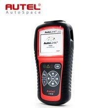 Autel Autolink AL519 Universal OBD2 Coche Escáner Lector de Código de Exploración Gasolina Diesel Herramienta de diagnóstico Auto DEL OBD 2 OBDII Scaner PK MS509