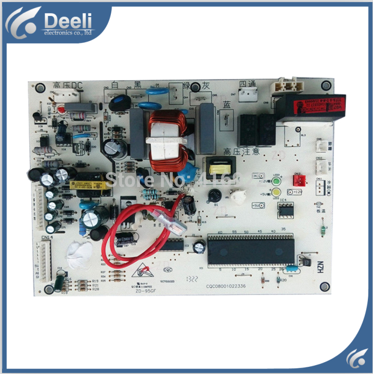 95% new good working air conditioning computer board for Haier KFR-26GW/BP 0010403327 on sale 95% new good working for midea air conditioning display board remote control receiver board kfr 26gw bpy r d 3 1 1