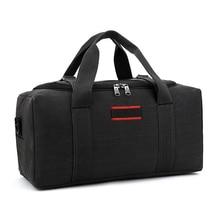 Large Capacity Sport Gym Bag Men Travel Fitness One Shoulder Handbag Outdoor Backpack Canvas Pack Bags Yoga Mat