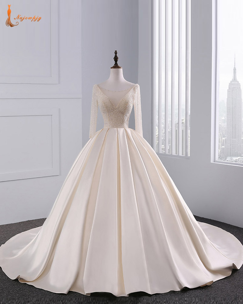 Online Buy Wholesale Light Champagne Wedding Dress From China