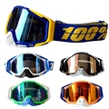 2017 100% brand Motocross Goggles Moto Bike ATV Lunette Motorcycle Glasses