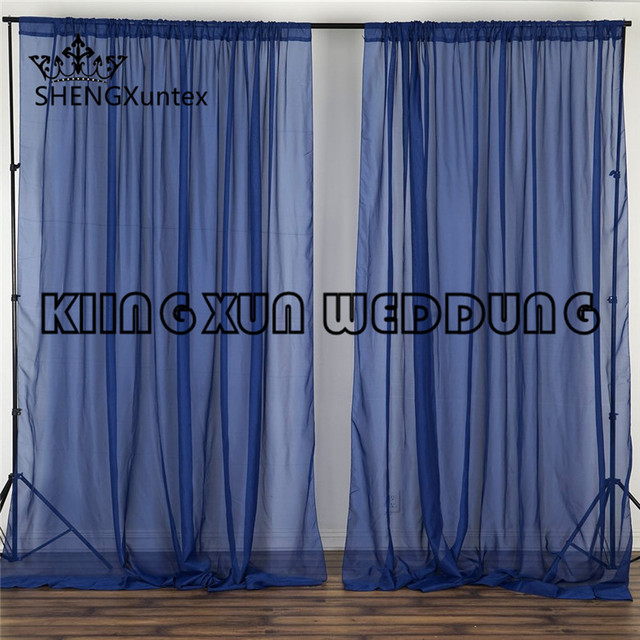 blue embroidered d bath valance grommet navy curtain woven georgia window