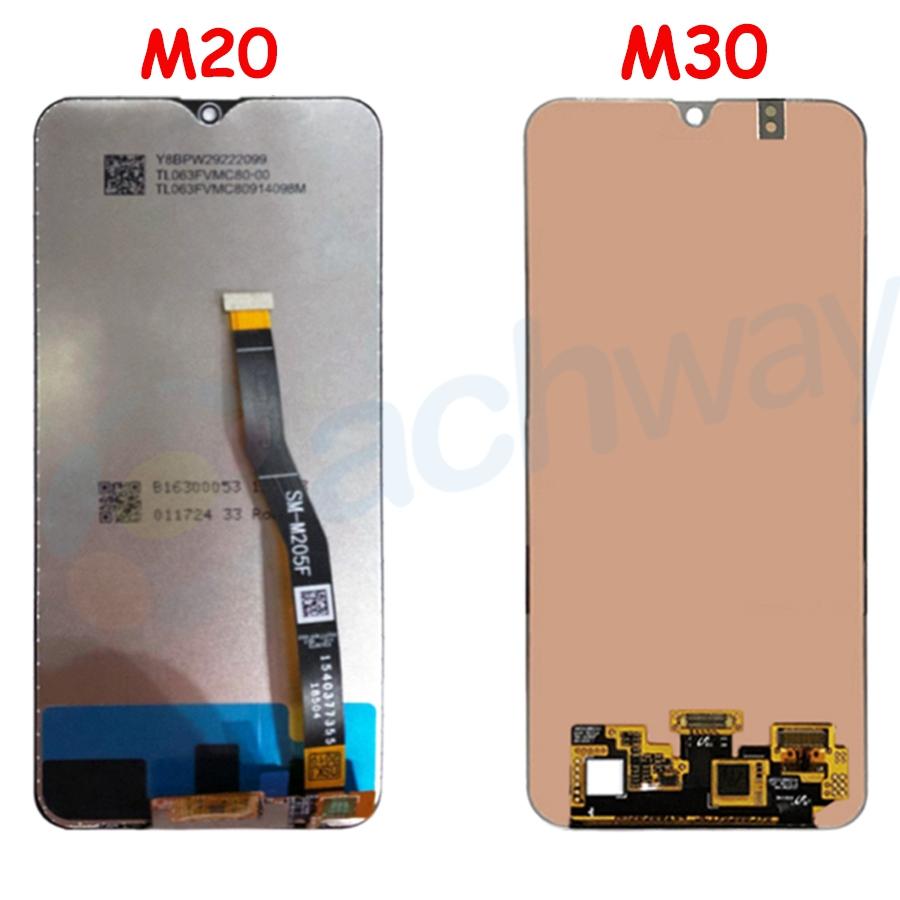 For Samsung Display A50 LCD A10 A20 A70 A90 LCD Display Touch Screen Digitizer Assembly For Samsung A50 LCD M20 M30 LCD Screen (3)