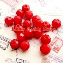 Круглые Красные Коралловые шарики высокого качества, 8 мм, 5000, 360 шт./лот, RB0800466, бесплатная доставка