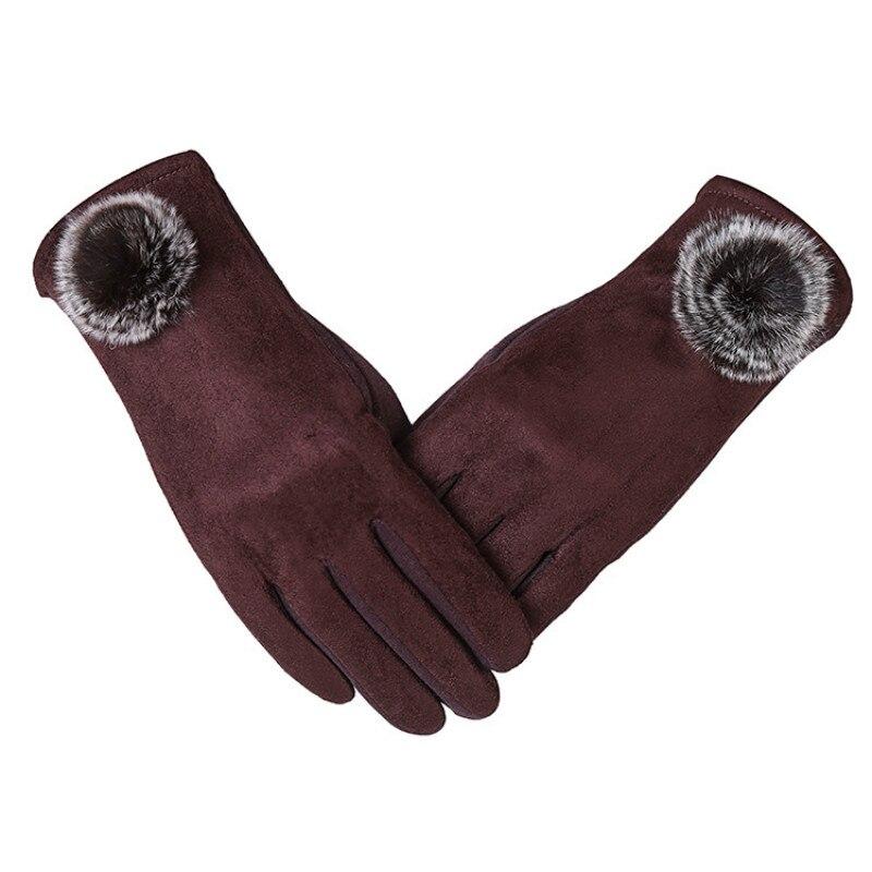 Women's Gloves & Mittens Women Cotton Gloves Sunscreen Slip-resistant Protection Gloves