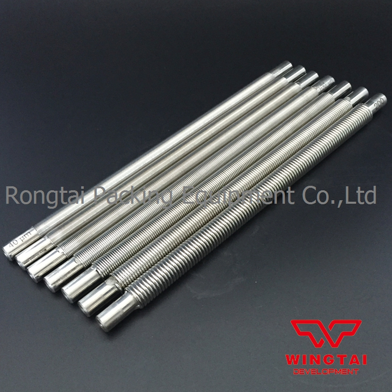 Stainless Steel Material AARON Wire Bar Effective Coating Width 200mm Scraping Ink bar stainless steel material aaron wire bar effective coating width 200mm scraping ink bar