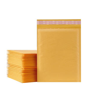15 sizes Kraft Paper Bubble Envelopes Bags Padded Mailers Shipping Envelope With Bubble Mailing Bag 10pcs