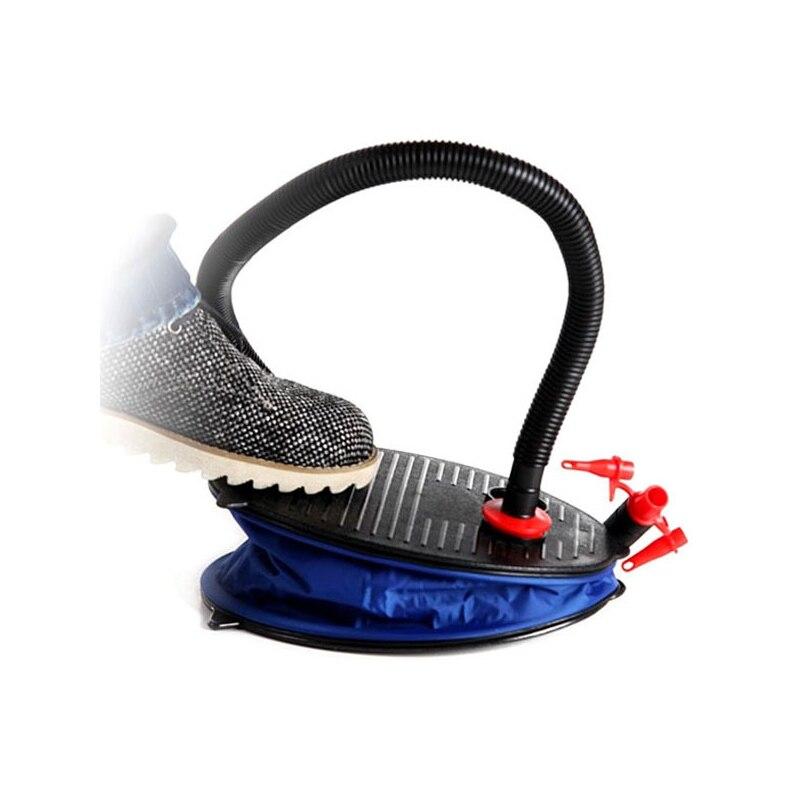 Haute pression gonflage pompe à air pompe à main pour SUP tiennent le conseil de palette PVC gonflable bateau de pêche kayak C72002