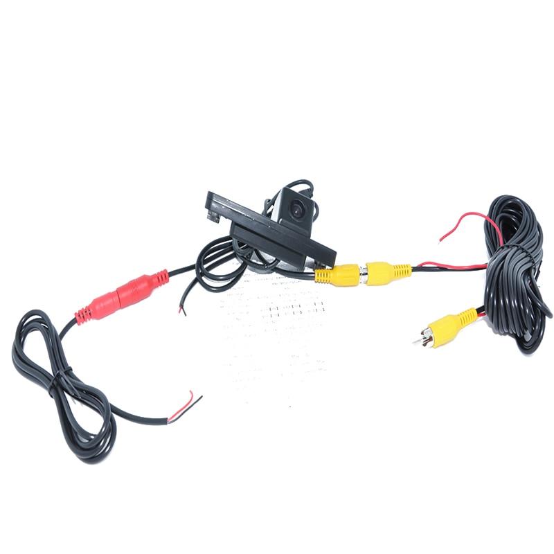 HD CCD auto tagantvaade Tagurpidi varukoopia Kaamera tagantvaade Kia - Autode Elektroonika - Foto 6