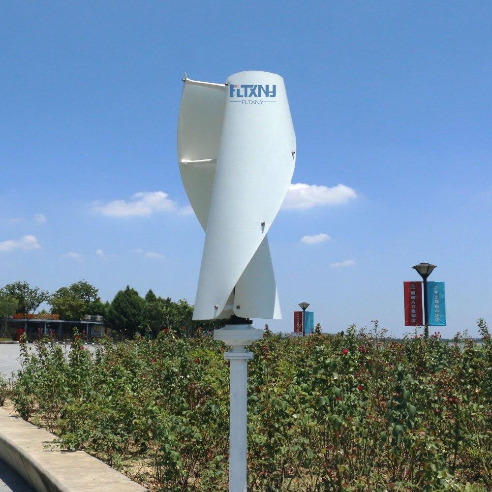 Gerador eólico vertical, gerador eólico 100w a