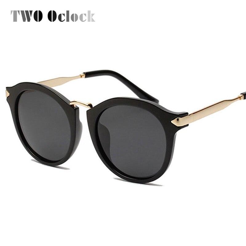 5774f830fb0 TWO Oclock Polarized Sunglasses Women Black Anti UV Polaroid Sun Glasses  Driver Goggles Mirror Female Sunnies