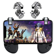 PUBG Mobile Trigger Control Phone Button for iphone Android Joystick Fire L1R1 Game Shooting
