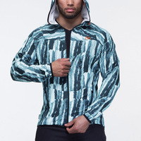New Fashion Mens Camo Hoodies Sweatshirt Tracksuit Slim Fit Casual Mens Camouflage Hoodie Jacket XXL