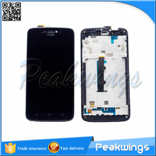 5.0 LCD Screen For Motorola Moto C XT1750 XT1755 Xt1754 LCD Display+Digitizer Panel Screen Assembly lcd screen display panel for chimei innolux 8inch g080y1 t01