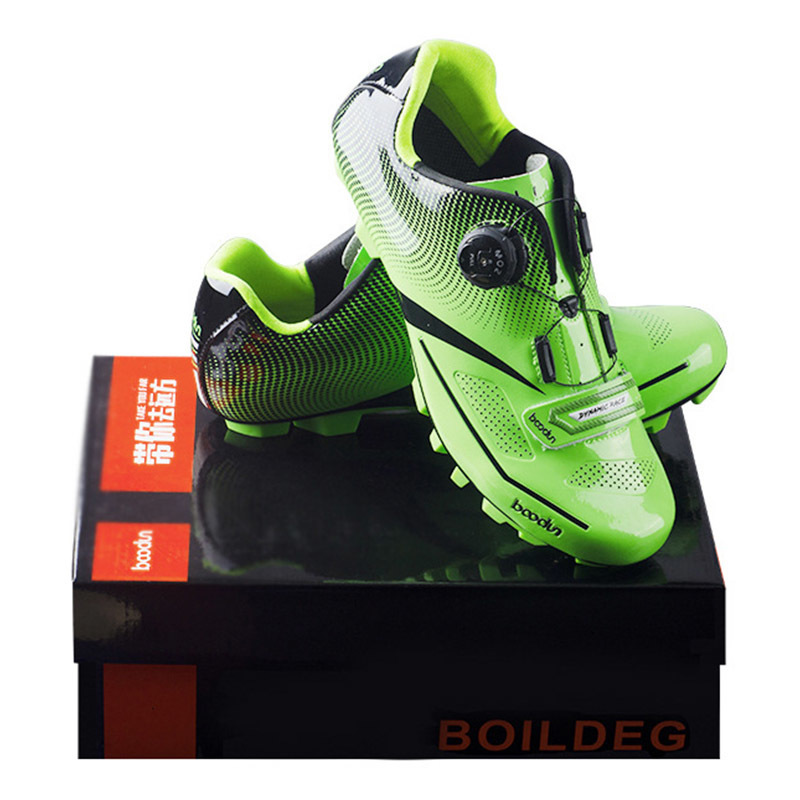 c30061d76 BOODUN Zapatilla Mtb Hombre Cycling Shoes For Bicycles Mountain Bike  Sneakers Sapatilha Ciclismo Chaussure Vtt-in Cycling Shoes from Sports &  Entertainment ...