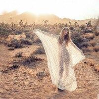 Womens Dresses Casual Summer Long White Lace Boho Chic Beach Dress Large Size Loose Bohemian Sundresses Bodycon Dress Elegant
