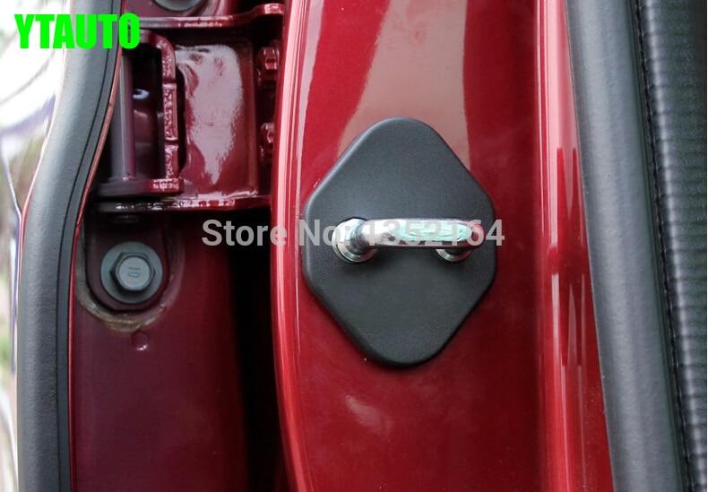 auto door lock buckle cover