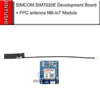 JINYUSHI nowy przyjazd! Płytka rozwojowa SIM7020 SIM7020E + antena FPC moduł B1/B3/B5/B8/B20/B28 LTE nb-iot M2M zamiast SIM800C