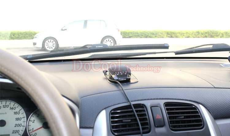20 шт./лот VB радар детектор автомобилей Детекторы Русский/Английский Голосовой светодиодный дисплей сигнализация автомобиля