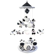 Cot Mobile Animals Baby Rattles Crib Mobile Toy