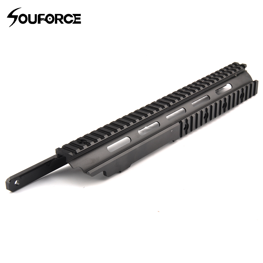 Metal Fore Handguard picatinny Rail With Sight Support for Rifle Scope Hunting рубашка fore axel