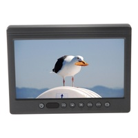 F V DOF F1 7 HDMI LCD On Camera Monitor With Sun Shade For Canon Nikon