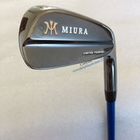 New Golf clubs Set MiURA Limited Forging Golf irons 4 9 P irons Clubs MiURA Golf Graphite shaft and irons Grips Free shipping