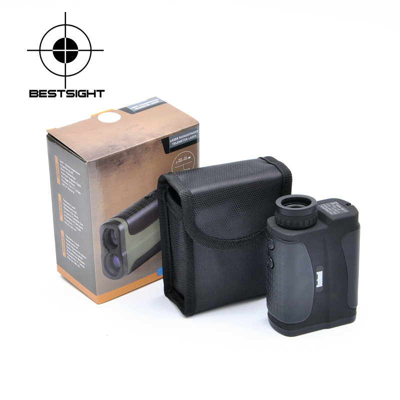 6X25 Hunting Monocular Accurate Golf Laser Range Finder Speed Measurement Rangefinder With 700m Ranging For Golf Sport