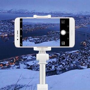Image 5 - حامل ثلاثي للجوال لهاتف هواوي هونور Selfie عصا بلوتوث محمول 3.0 Monopod لهواتف آي أو إس/أندرويد/هواوي الذكية