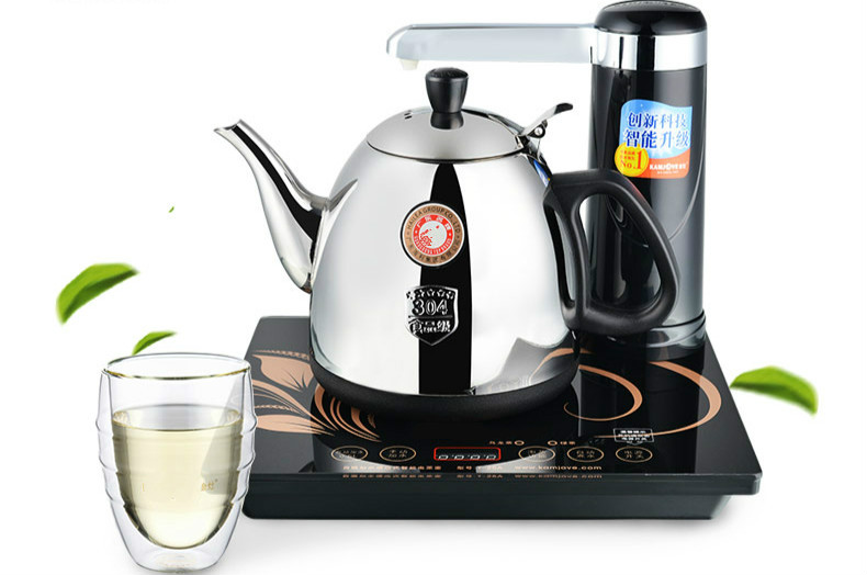 все цены на Touch - controlled smart electric tea kettle automatic water heater Anti-dry Protection