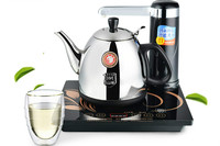 Touch controlled smart electric tea kettle automatic water heater Anti dry Protection