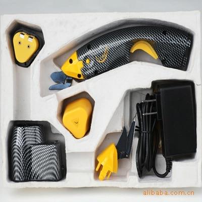 Fournir des ciseaux électriques à couverture rigide E. C. CUTTER EC-1 ciseaux en cuir/ciseaux en caoutchouc/fibre de verre