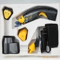 Supply E.C.CUTTER hardcover electric scissors EC 1 leather Scissors / rubber / glass fiber scissors